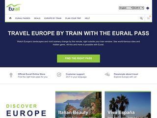 Eurail coupon code
